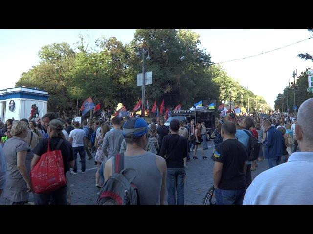 Мараш добровольчих батальйонів Київ 3 липня 2015р. (2)