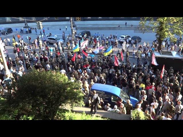 Мараш добровольчих батальйонів Київ 3 липня 2015р. (1)