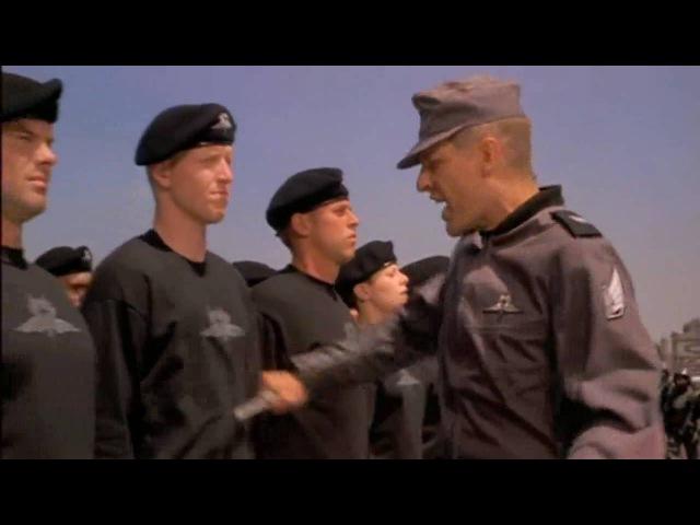 BCP recruitment: sergeant Zim