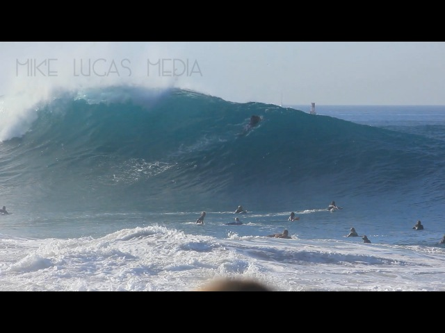 The Wedge   September 7   2015 (RAW FOOTAGE)