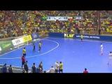 Brazil vs Iran FINAL 2015 Grand Prix de Futsal HD