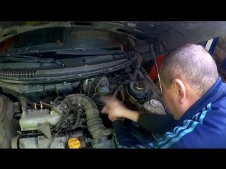Замена вакуумного усилителя тормозов ВАЗ 2110-2112