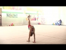 35 - 1 - Бехтир Надежда 2006 г.р. - бп - 1 место - Золотая мечта - Киев - 26-28 сентября 2014