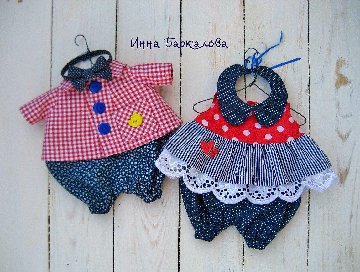 одежда для тильда милая кукла