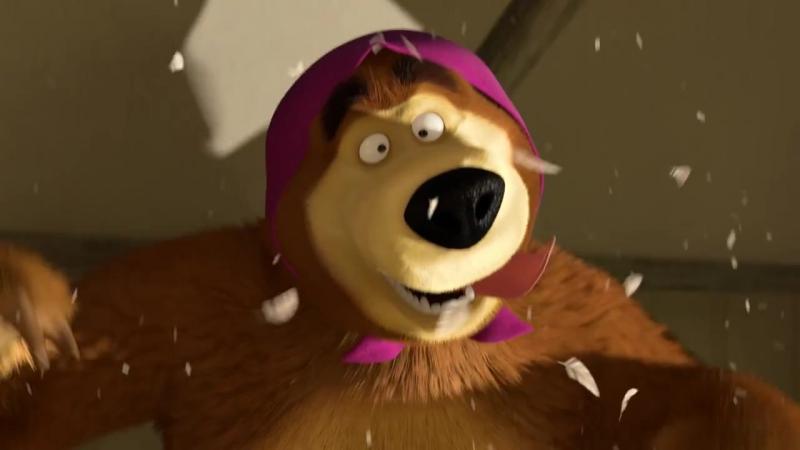 Маша и Медведь - Нынче всё наоборот (Серия 38) » Freewka.com - Смотреть онлайн в хорощем качестве
