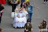 08 июля 2015 - 2й Парад колясок в Тольятти