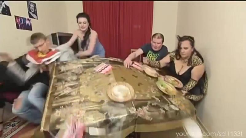 Избиение очкарика на званном ужине Яна Лукьянова  » онлайн видео ролик на XXL Порно онлайн