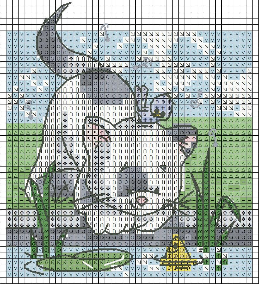 Oltre 1000 immagini su punto croce schemi su pinterest for Immagini punto a croce