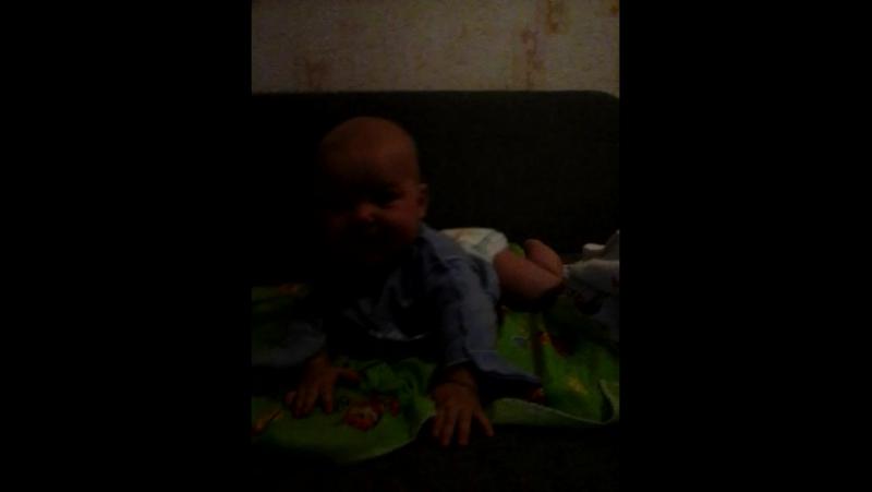 Мой мальчик играет в ку ку