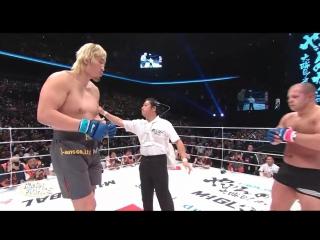 Хонг Ман Чой против Фёдора Емельяненко (2007 год)