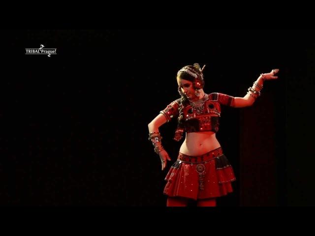 Maria Fomina Tribal Prague 2012