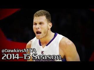 Blake Griffin Full Highlights 2014.12.08 vs Suns - 45 Pts, Game-Winner, BEAST!