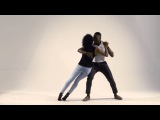 Fabricio Kizomba &amp Sabrina Improvisation SEMBA