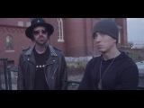 За кадром YelaWolf и Eminem на съёмочной площадке клипа