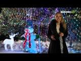 Юлия Ласкер Поздравляет Зрителей RUSONG TV с Новым Годом 2015