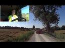 Trucking Girl 60m śmigło wjazd na pole 60m blade entering the field