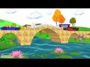 Podul De Piatra s a Daramat Animatie 3D