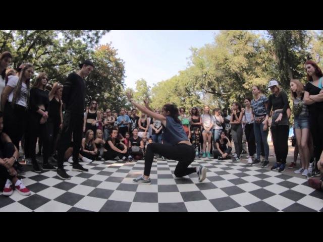 Zig Zague vs Bura    Stamina Battle 2015