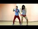 Парень и девушка классно танцуют