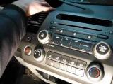 Установка yatour на Honda Civic and Acura CSX 2006 2007 2008 2009 2010 2011 USB SD AUX iPhone