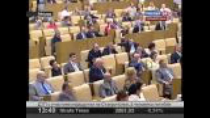 Жириновский: Людям не чего не остаётся или лезь в петлю или берись за оружие.