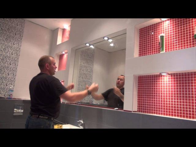 ванная комната в Латвии Рига . Kerama Marazzi \BRIGADA1.LV
