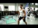 Bodymaster Растяжка икроножных мышц и ахиллового сухожилия
