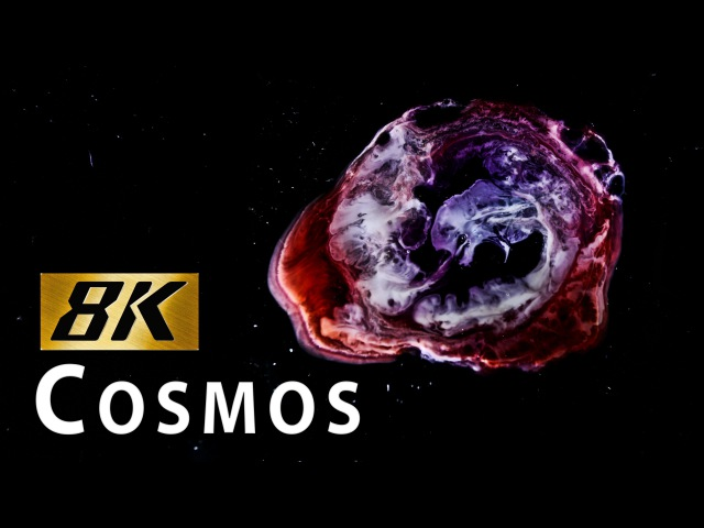 CREATING THE COSMOS in 8K with Canon 5DS SHANKS FX PBS Digital Studios