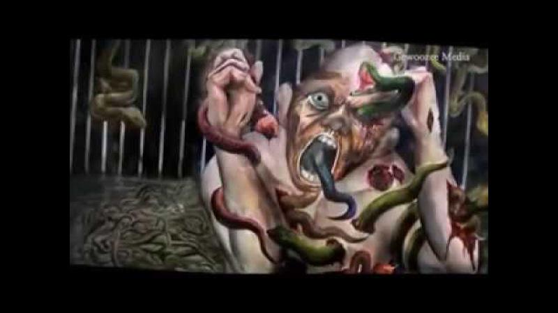 Свидетельство корейской художницы Ад в картинах нарисован
