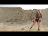 Reggaeton show in Desert//Choreography by Olya Simakova (BamBitta)//RaD station (Dembow Team)