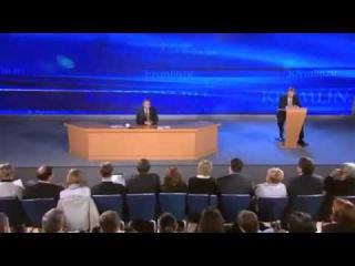 Путин-2012. Урок демократии.