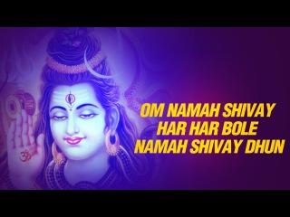 Om Namah Shivay Har Har Bhole Namah Shivaya ( Shiv Dhun ) By Suresh Wadkar