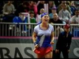 Светлана Кузнецова войдёт в Топ-20 рейтинга WTA после победы над Шараповой 2-0