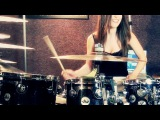 ALICE IN CHAINS - WOULD - DRUM COVER BY MEYTAL COHEN