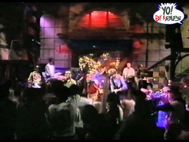 Brand New Heavies Ft Main Source - Bonafied Funk (Live) @ Yo MTV Raps 1992