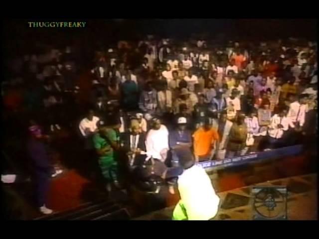 Public Enemy The Enemy Strikes Live 1992 Apollo Theatre