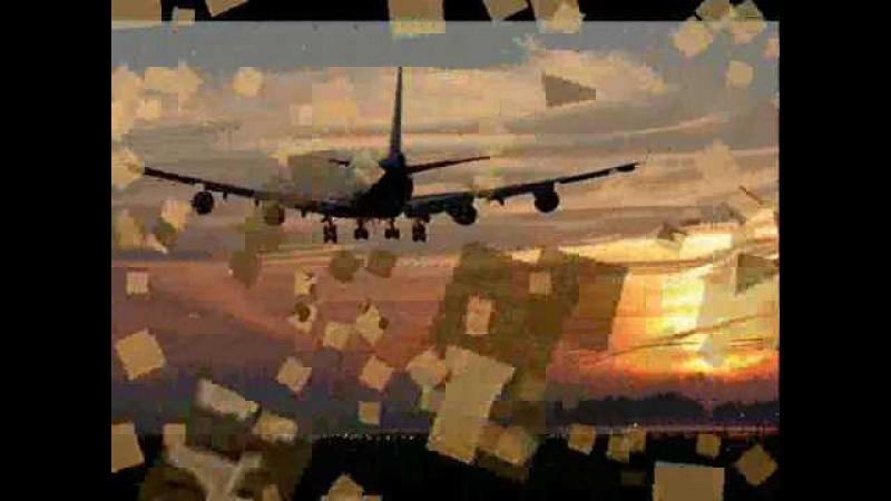 Andru Donals Eugenia Vlasova Wind Of Hope Boeing 747