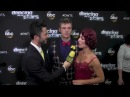 Nick Carter & Sharna Burgess @ Dancing With The Stars Season 21 Week 9 I AfterBuzz TV