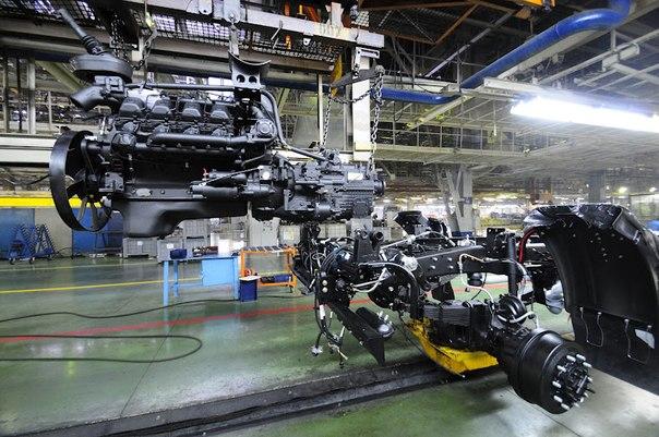 «Камаз» подарит машину за лучший проект по улучшению производства без затрат