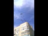 Парад победы 2015, Москва, ул. Тверская-Ямская