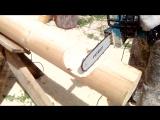 Изготовление срубов из оцилиндрованного бревна Красноярск 214-23-04 или 89504085050 Алексей.