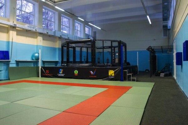 Новый бойцовский клуб на Альпийском 30