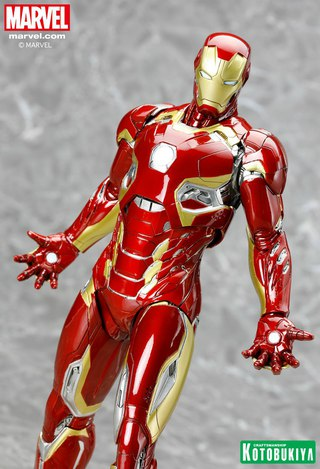 iron man 45 kotobukiya