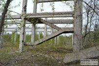 05 мая 2015 -  Самарская область: Заброшенные недостроенные здания в посёлке Винтай
