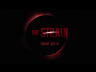 Штамм. 1 сезон. Трейлер (рус) / The Strain. Season 1. Trailer (rus).