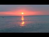 Сочи. Закат на Ривьере