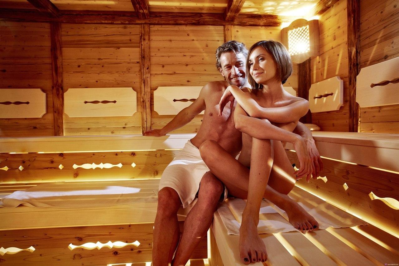 Что делает девушка в бане 14 фотография