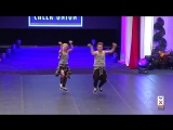[ICU Worlds 2015] hip-hop doubles Team Russia