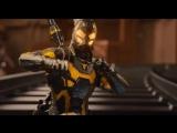 Ant Man Trailer 1 - Action scene