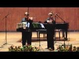 Прокофьев, Соната для двух скрипок, соч 56 - 2. Allegro
